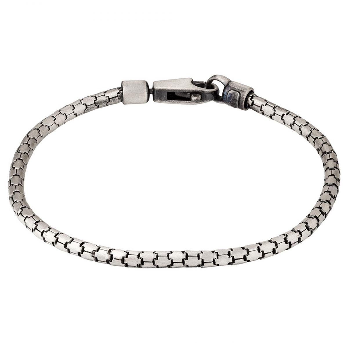 Срібний браслет чоловічий KRNTL290uzw