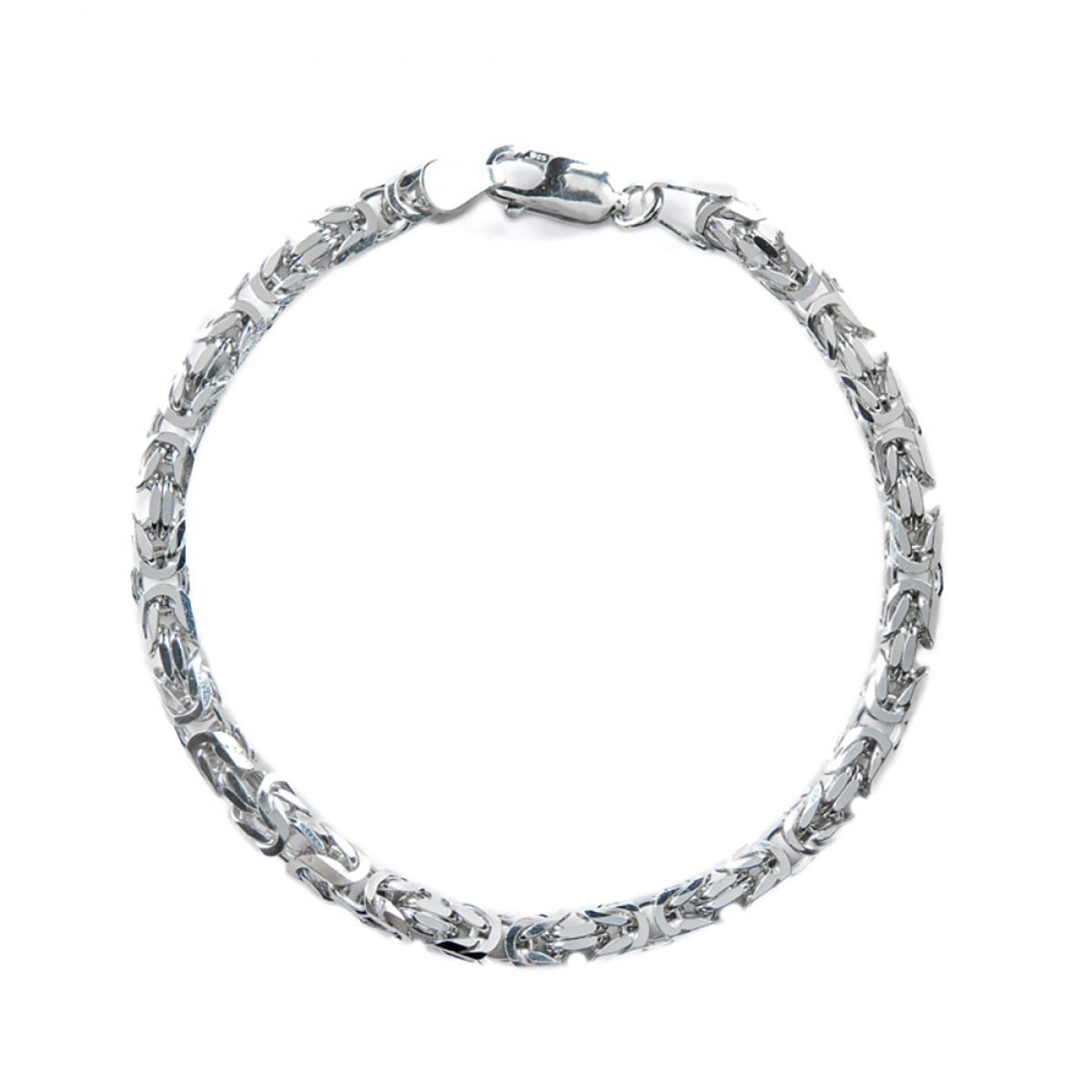 Срібий браслет ``Візантія``
