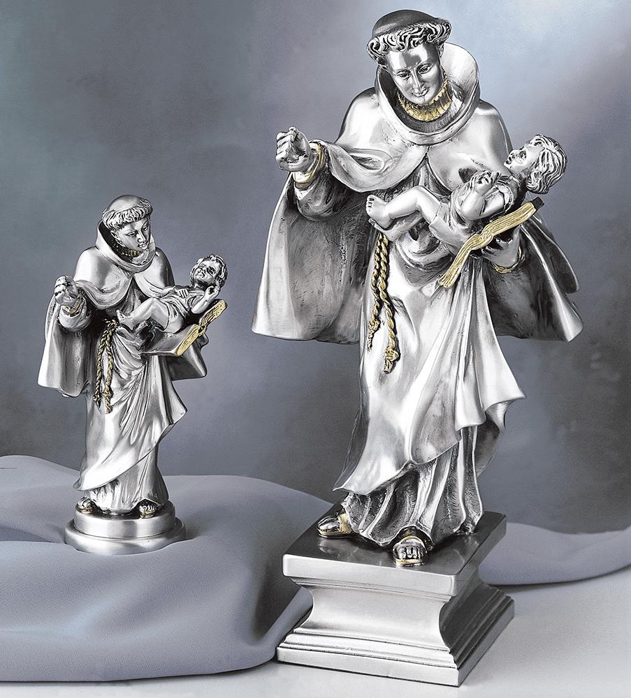 Статуетка срібна Святий Антоній 17см 120120