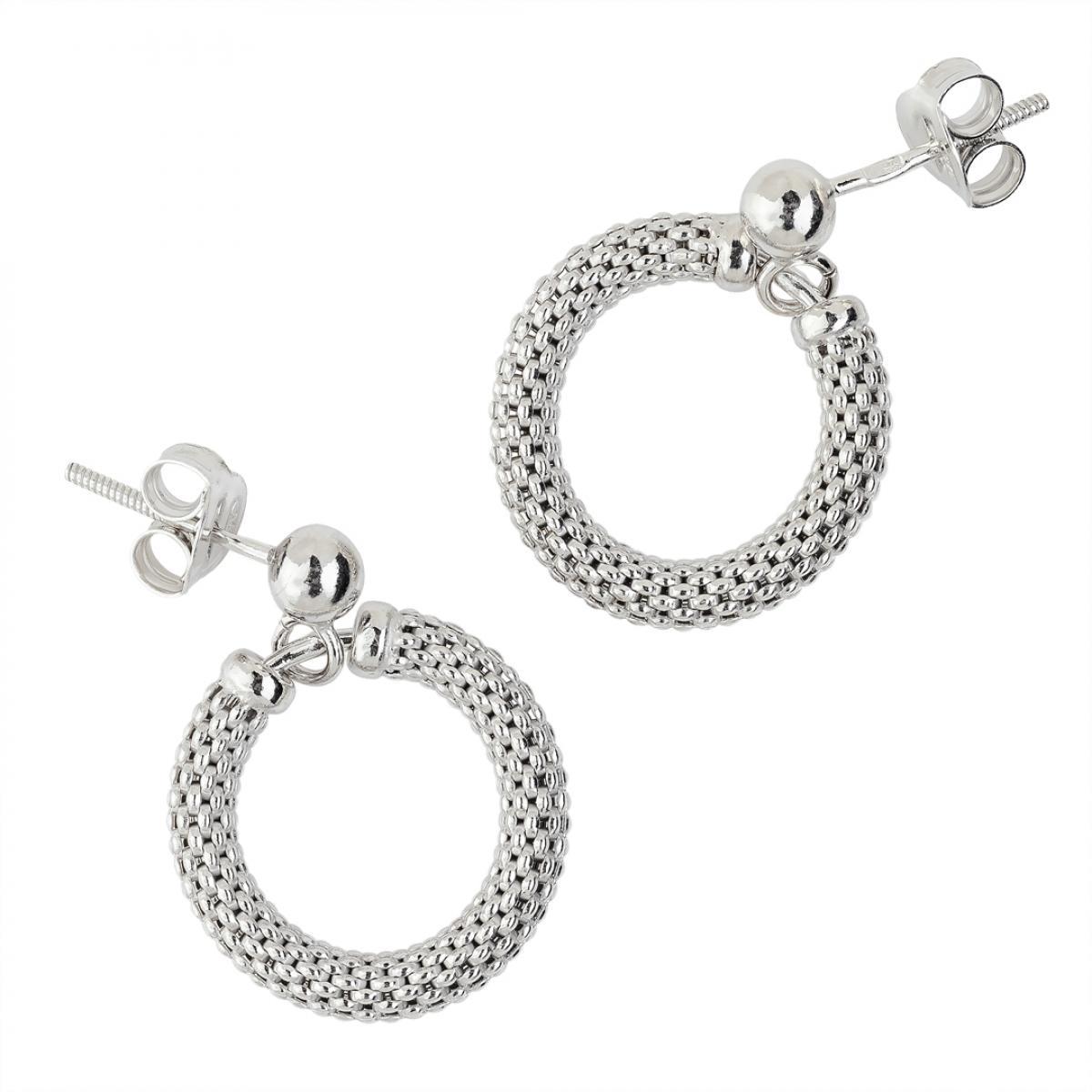 Сережки срібні ``Trionfo`` ORCEKR001