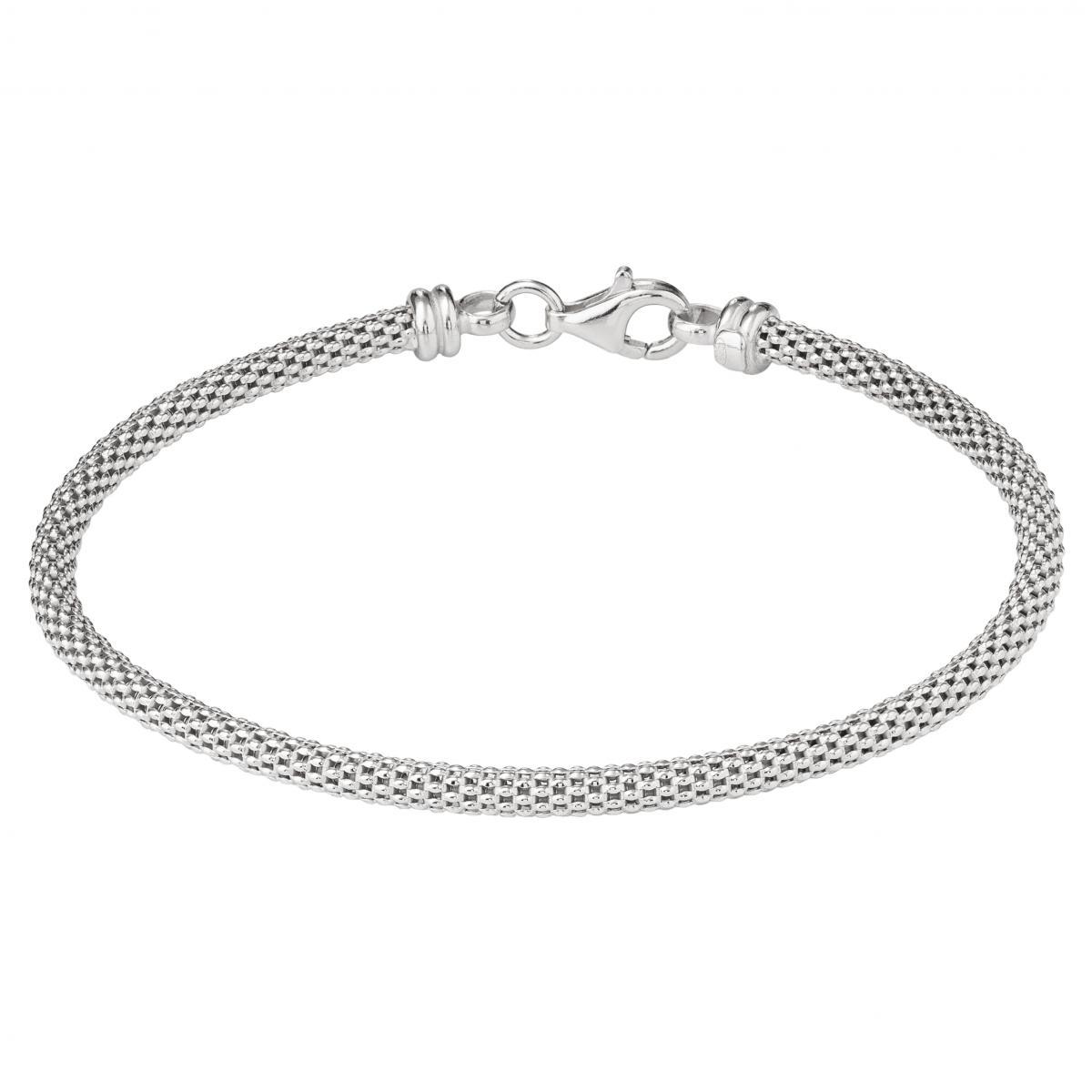 Браслет срібний жіночий  ``Sorriso`` BRKRN8PL 300y