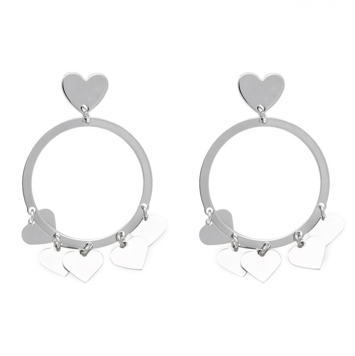 Сережки срібні ``Конго`` E1704090F2464