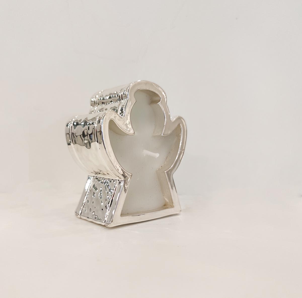 Свячка у срібній основі ``Ангел``