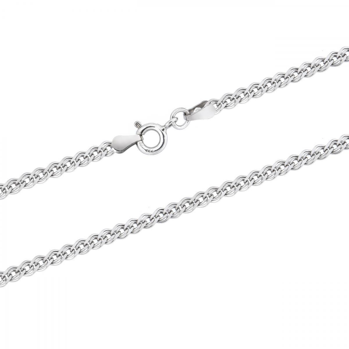 Ланцюжок срібний плетіння нонна