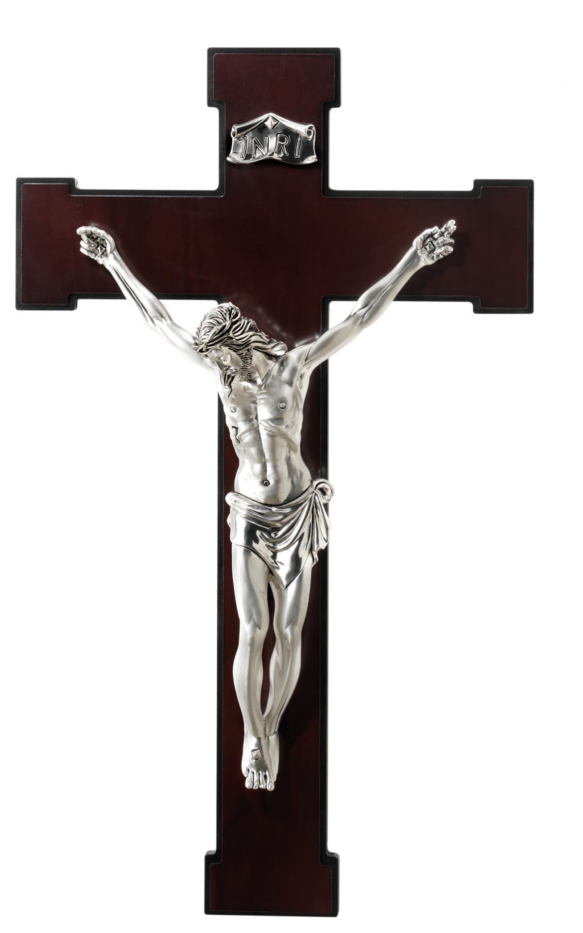 Хрест настінний 37см R17820