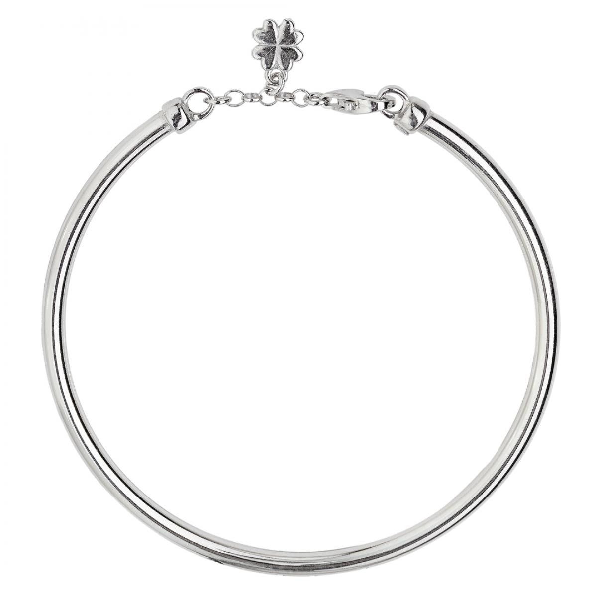 Браслет срібний жіночий ``Good Luck`` BRCLTCH GOOD 300