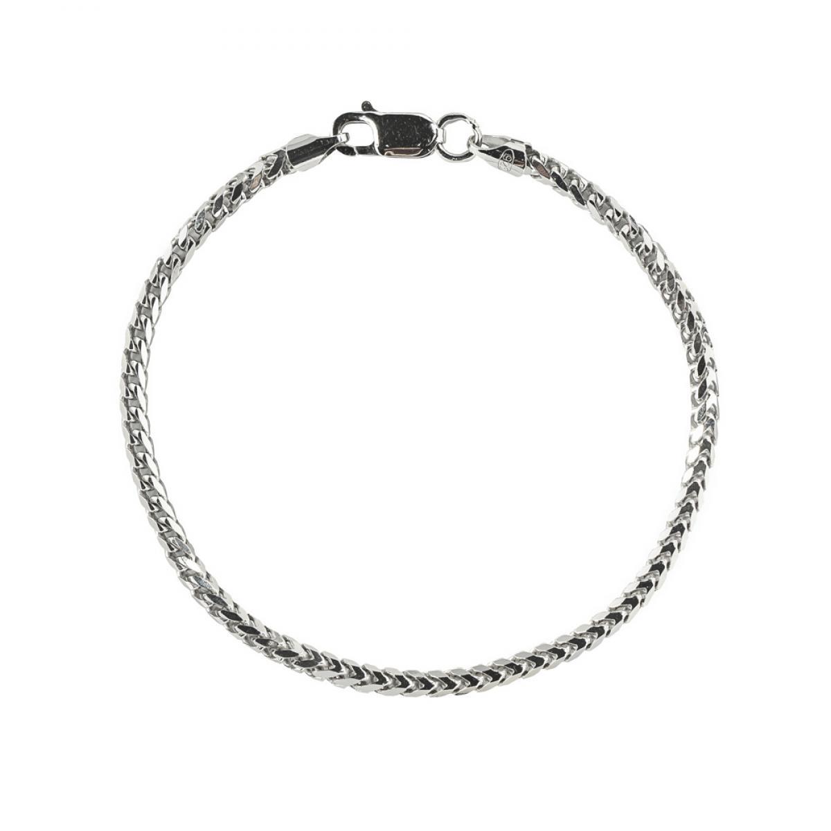 Cрібний браслет чоловічий FCO 8L00 100y