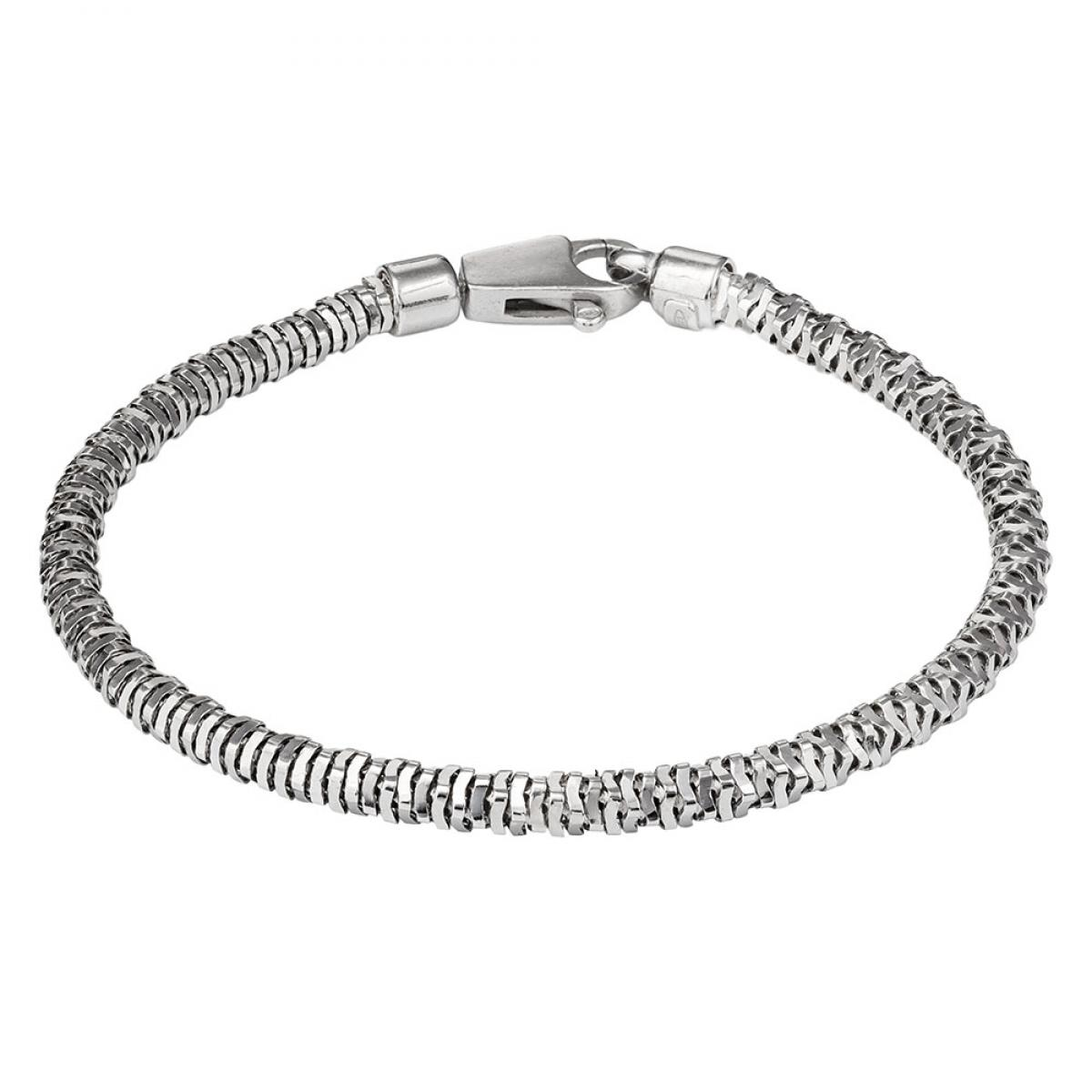 Cрібний браслет чоловічий CTW360y