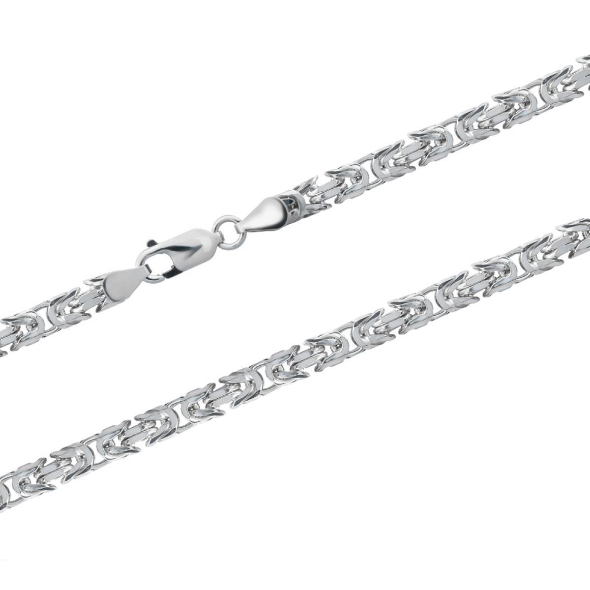 Срібий ланцюжок ``Венеція`` (розмір 55)