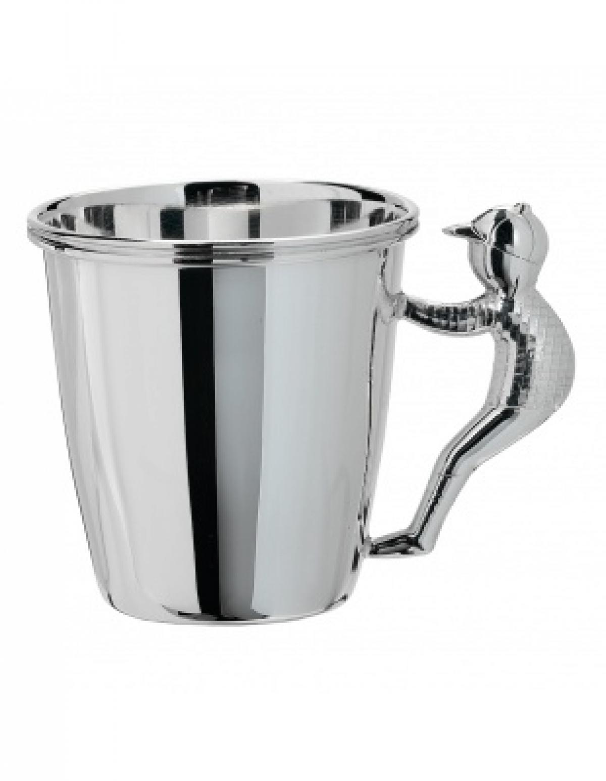 Чашка срібна ``Роберто`` 56гр 01286-RA