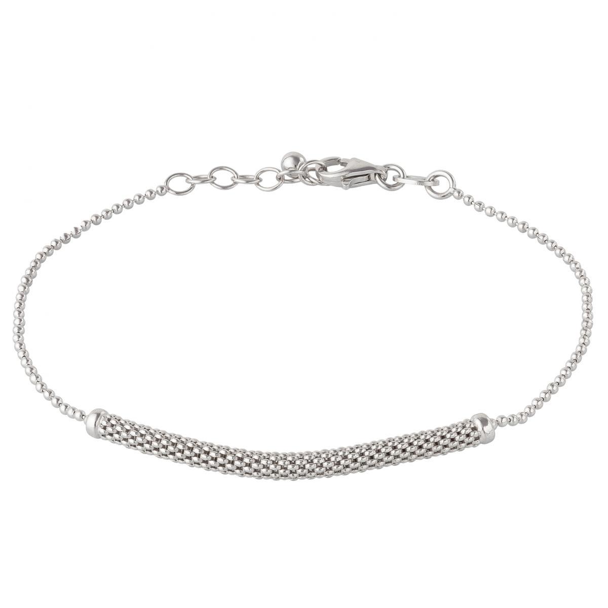 Браслет срібний ``Coreanna`` BEADBR CEKR 120y