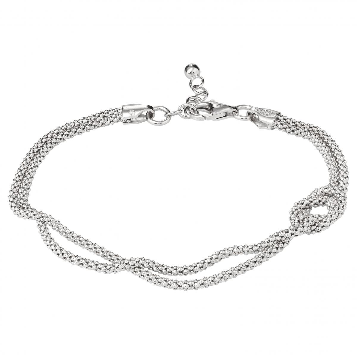 Браслет срібний жіночий ``Infinito`` KRN 2FBRNCLT 180y