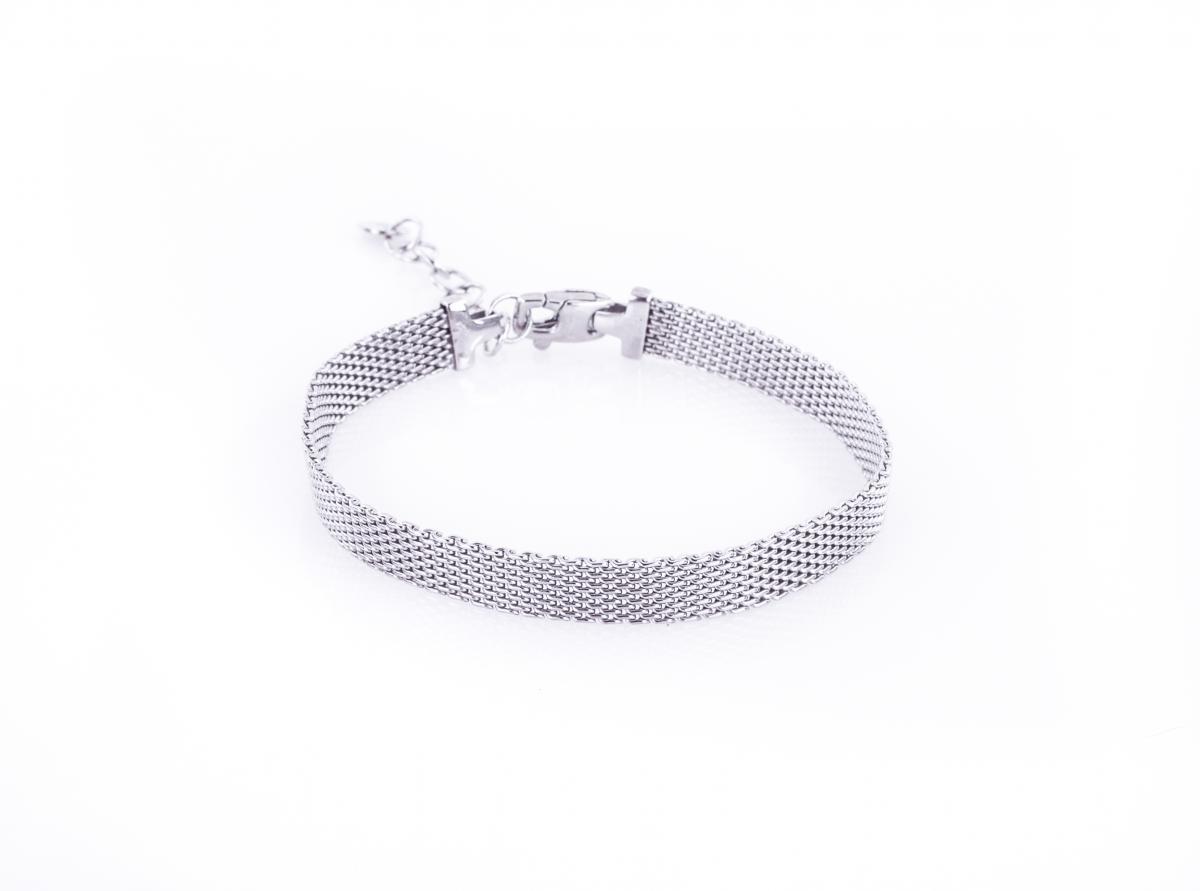 Браслет срібний ``Milano`` (розмір 17-21)