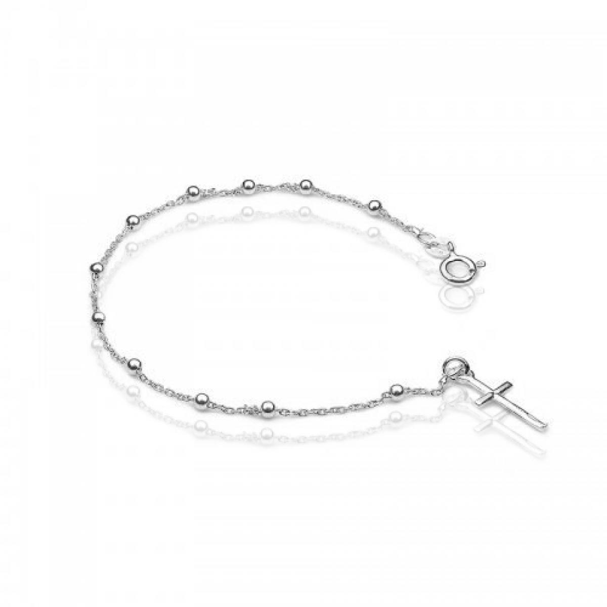 Срібний браслет-вервиця ``Rosary`` B1800391F2412