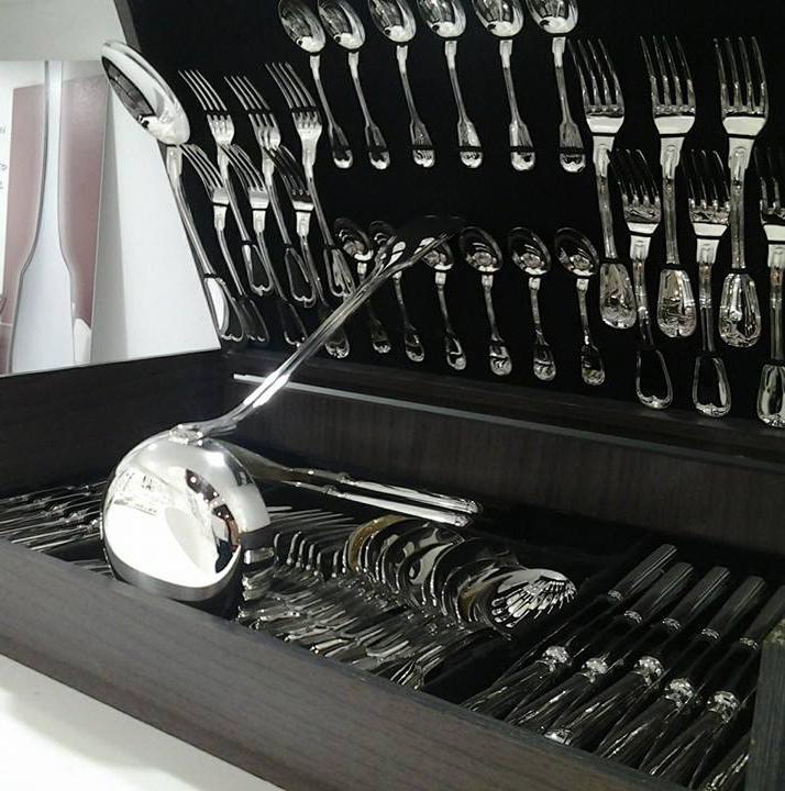 Властивості срібного посуду